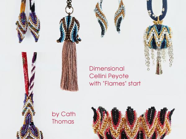 Precious Pomanders & Lotus Bangle & Mermaid Tail & Tulip Tassel & Parrot Earring
