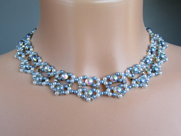 Necklace shown for inspiration only