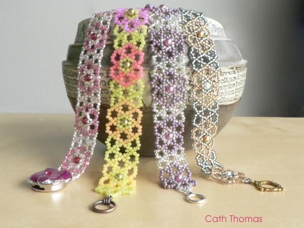 Florets bracelets