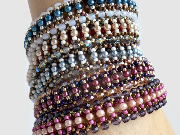 Roller Chain Rope bracelets