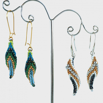 Parrot Earrings